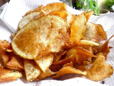 Potatp chip recipes