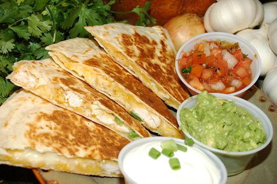 Mexican Quesadilla Restaurant Style Simple Recipes